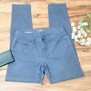 Ann Taylor Loft Grey Jeans